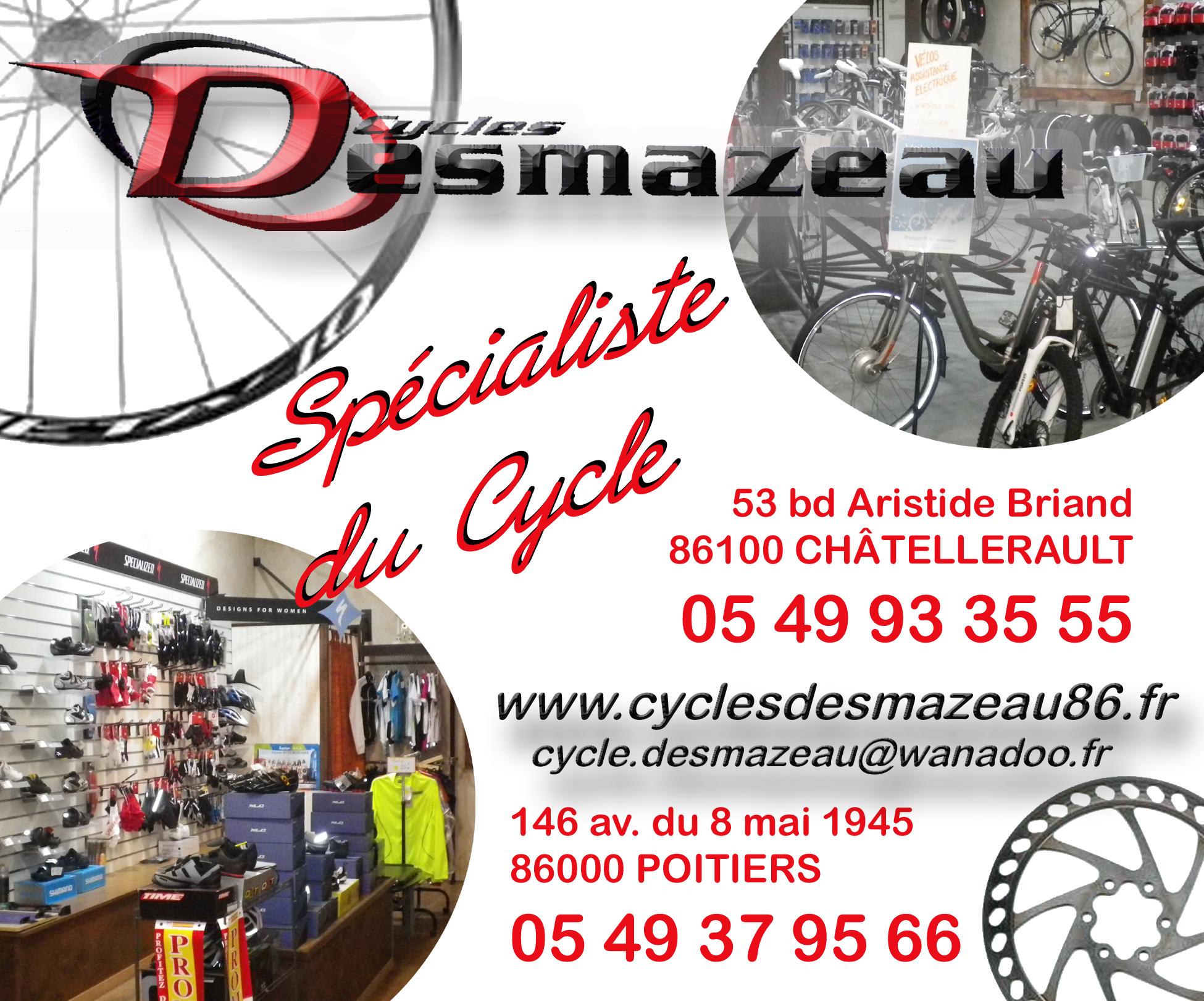 Cycle Desmazeau