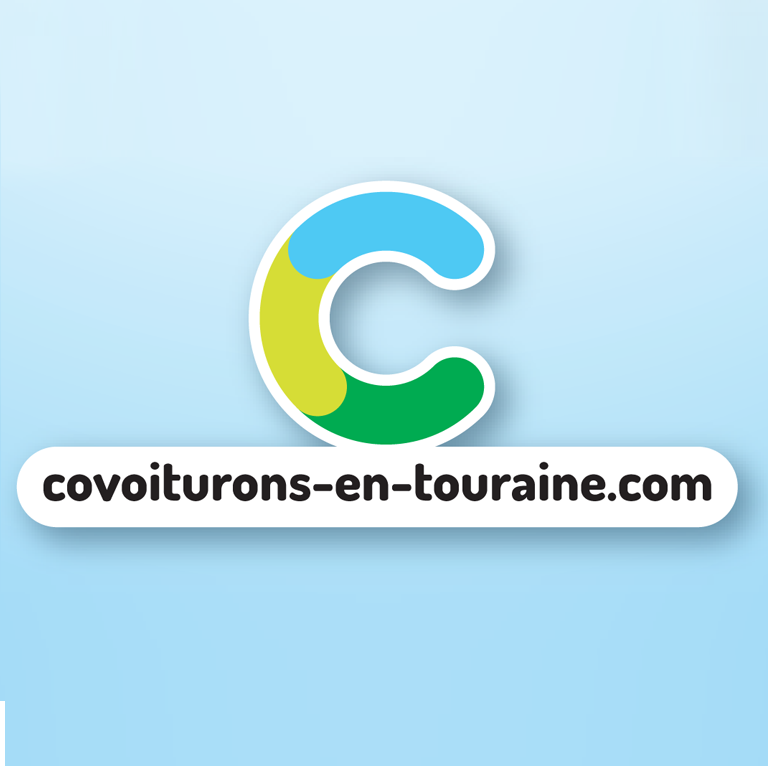 covoiturage en touraine