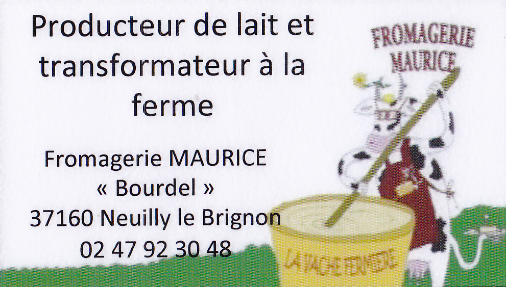 Fromagerie MAURICE